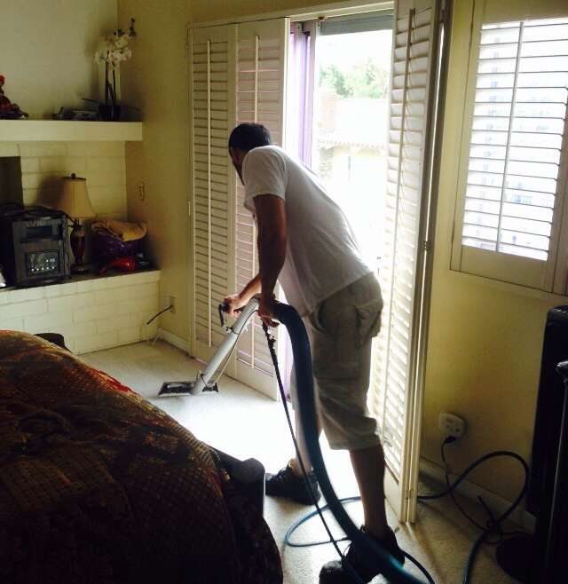 Carpet Cleaning Santa Ana Services