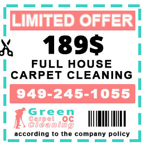 Green Carpet Cleaning Full House Coupon