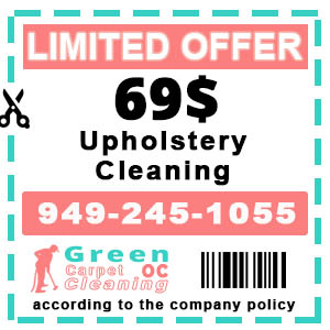 Green Carpet Cleaning - Upholstery Cleaning Coupon
