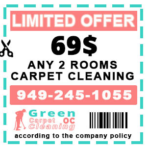 Green Carpet Cleaning - Any 2 Rooms Coupon