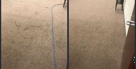 Commercial Carpet Cleaning in Irvine, California.