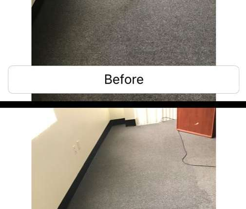 Water Damage Commercial Carpet Cleaning