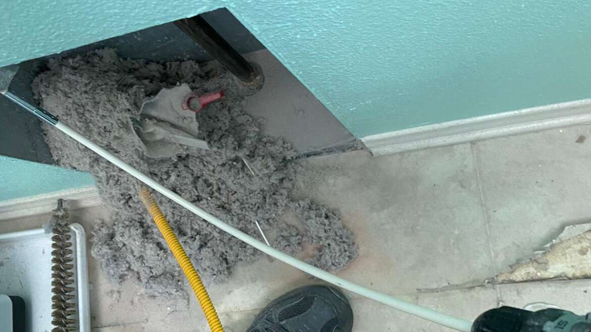 Same Day Dryer Vent Cleaning Service.